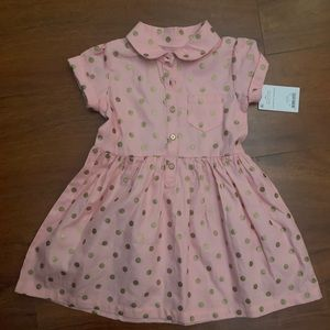 Baby Girl's Pink Dress